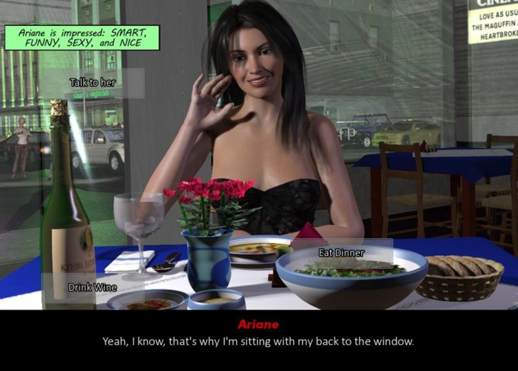 Datingarianecom Date Ariane  Easy Counter