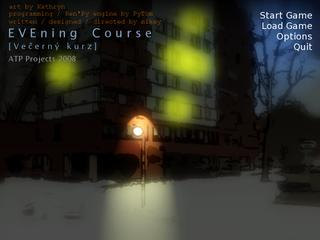 Evening Course screenshot 1