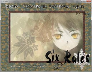 Six Rules screenshot 1