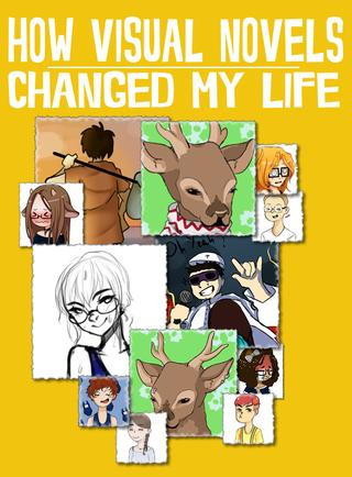 How visual novels changed my life screenshot 1