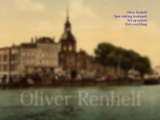 Oliver Renhelf screenshot 1