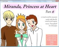 Miranda, Princess at Heart: part 6 thumbnail