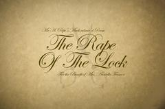 The Rape of the Lock thumbnail